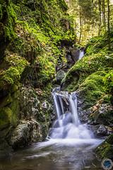 Mind flow (MSPhotography-Art) Tags: creek waterfall wasserfall herbst canyon schwarzwald blackforest wandern tal wutachschlucht
