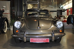 Porsche 356 B 90 S 1600 Coup (1962) (Transaxle (alias Toprope)) Tags: motor meilenwerk classicremise berlin nikon d90 auto autos antique amazing beauty bella beautiful cars car coches coche classic classics carros carro clasico design dreamcar exotic engine historic iconic legendary macchina macchine oldtimer power powerful retro soul styling sport toprope voiture vintage voitures vehicle exotics worldcars