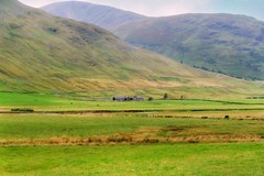 Early Autumn in Glen Lyon (eric robb niven) Tags: landscape cycling scotland dundee outdoor perthshire glenlyon ericrobbniven