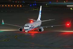 N615AS (Rich Snyder--Jetarazzi Photography) Tags: california ca alaska night plane dark airplane lights holding waiting sfo aircraft jet boeing asa arrival airliner millbrae 737 alaskaairlines arriving jetliner b737 sanfranciscointernationalairport ksfo 737700 atower as 737790 b73g rcta n615as ramptowera