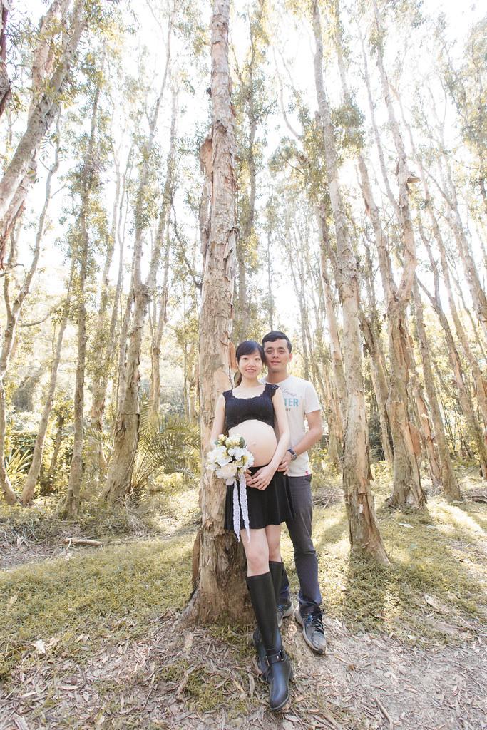 孕婦寫真,孕婦攝影,樹林孕婦,芒草孕婦,草原孕婦,Ajax&Far208