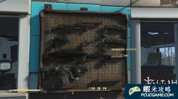 異塵餘生4 武器展示架MOD