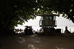 Ke'e Beach Wainiha, Hawaii (seanmugs) Tags: hawaii kauai hanalei lifeguardtower haena keebeach lifeguardstation endoftheroad wainiha hanaleihawaii haenahawaii wainihahawaii