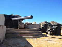 Bateria del Jorel  Cartagena (Ruben Juan) Tags: espaa costa canon paisaje murcia militar bateria vistas cartagena caon artilleria g12 jorel castillitos viker powerhot