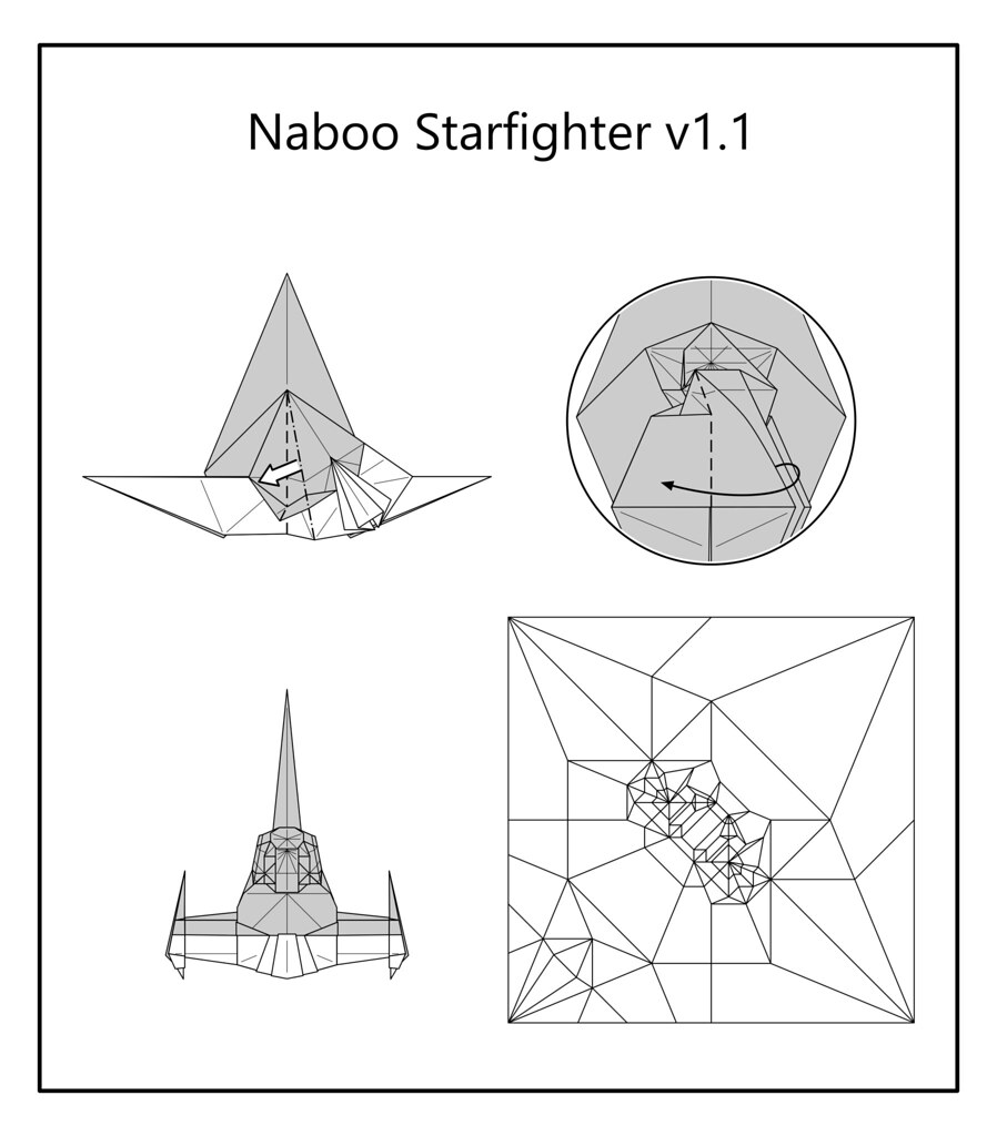 the world u0026 39 s best photos of naboo and starfighter