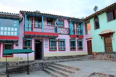 "Casas pintadas en el Pueblito Boyacense • <a style=""font-size:0.8em;"" href=""http://www.flickr.com/photos/78328875@N05/23767794466/"" target=""_blank"">View on Flickr</a>"