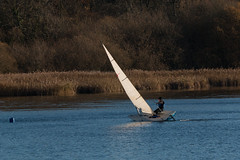 Tail ender (Mibby23) Tags: yacht sailing sail boat water weston turville reservoir canon 70d sigma 150600mm