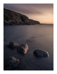 Dunure Rock Study_3 (Dylan Nardini) Tags: nikon water sea shore dunure stacks scotland ayrshire 2016 d810 coast rocks