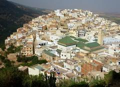 Moulay Idriss, a holy city in Morocco (Frans.Sellies) Tags: p1090110 maroc morocco moulayidriss المغرب marokko