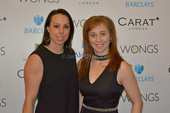 Beth Tweddle and guest (James O'Hanlon) Tags: wongs liver building liverbuilding liverpool jewellers winter ball winterball barclays beth tweddle ray quinn celebrity event charity melanie sykes rayquinn bethtweddle
