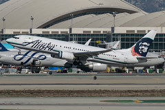 Alaska Airlines / B738 / N532AS / KLAX (_Wouter Cooremans) Tags: klax lax losangeles losangelesinternationalairport spotting spotter avgeek aviation airplanespotting alaska airlines b738 n532as alaskaairlines