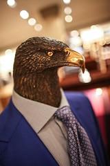Harrods (Patrick Frauchiger) Tags: 2016 britain city department england global great harrods hawk kingdom london sightseeing store suit united upmarket unitedkingdom