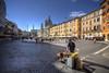 Roma n°21 - caldarroste in ... piazza (Roberto Defilippi) Tags: 2017 72017 rodeos robertodefilippi roma rome piazza caldaroste