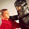 Bionic Battle (WEBmikey) Tags: toys sixmilliondollarman smdm bigfoot kenner