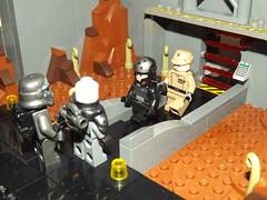DSCF2245 (Nilbog Bricks) Tags: star wars lego moc minifigures stormtrooper base barracks