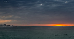 Sunrise in Rio de Janeiro (mariohowat) Tags: mirantesdoriodejaneiro sunrise amanhecer alvorada natureza brasil brazil mirantedoleblon nascerdosol riodejaneiro