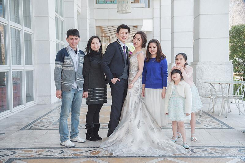 [台中婚攝] 文仁 & 佩蓉 / 中僑花園飯店