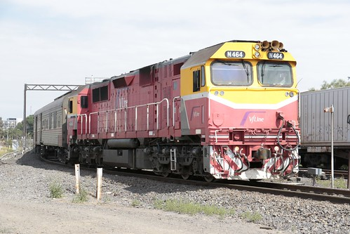 N464 'City of Geelong' 8610