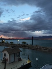 Havasu landing (nosha) Tags: havasu lakehavasu beauty storm lake water blue red nosha arizona california havasulanding