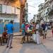 walking along Neptuno street havana cuba - 06