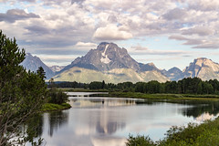 Grand Teton National Park (kellyandjaffe) Tags: moran wyoming unitedstates us mountmoran grandtetonnationalpark grandtetonnp reflection canon6d canon 70200 nationalpark park mountain grandtetonnationalparkwy