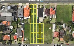 Lot 67 & 68 13A Albert Street, Guildford NSW