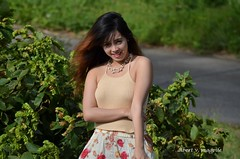 DSC_1184 (albertmagpile) Tags: mountain nature sceneries philippines 2017 style icon road photography nikon canon view tagaytay calaca matipok batangas green clean coconuttree dress halterdress skirt longdress