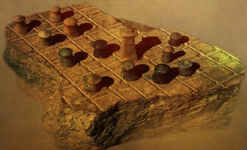 "Umbrales- Lejanos inicios en el paleolítico y versiones subsecuentes • <a style=""font-size:0.8em;"" href=""http://www.flickr.com/photos/30735181@N00/32142805540/"" target=""_blank"">View on Flickr</a>"