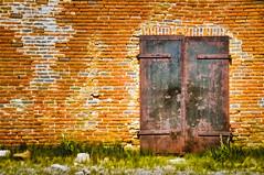 Bodie Brick & Iron - Textured (byron bauer) Tags: byronbauer bodie ghosttown painterly topaz simplify california sierranevada monocounty nationalhistoriclandmark