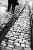 on the road to happiness (bostankorkulugu) Tags: paliolimani harbour couple railway railroad cobblestone greece macedonia makedonia timeless macedonian μακεδονια thessaloniki salonica salonika hellas