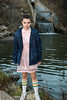 Stranger Things - Eleven Cosplay (8 of 8) (Paul Cousineau) Tags: cosplay strangerthings eleven outdoor