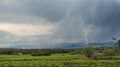 orage et jeu de lumière (Janis-Br) Tags: landscape nikon massifdesmaures panorama foudre weather stormchaser orage ete éclair light nature vignoble france var contraste paysage averses massif photography meteo summer reflex plaine jeudelumiere nikond750