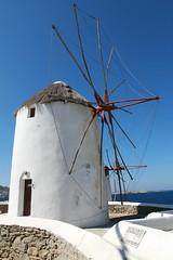 Mulino (Sir Willy) Tags: mulino white oia santorini grecia greek wind fire hearth vento pale legno cielo mare water grano best photo canon eos 1740