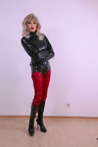 Flickriver: Most interesting photos tagged with latexboots