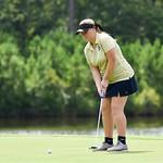 BHS Girls Golf at Carolina Kickoff Invitational Aug 30-31. 2015