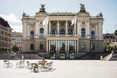 Opernhaus Zürich (martindesu) Tags: switzerland swiss rx1