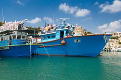 Mgarr Marina (Chris J Hart) Tags: marina boat fishing fishingboat gozo mgarr