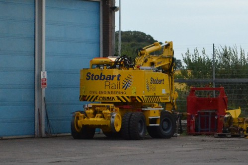 W076; ; Stobart Rail Depot, Blackdyke Road, Kingstown Industrial Estate, Carlisle; 22-08-2015