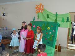 3. Children's morning performance dedicated to the Dormition of the Theotokos / Детский утренник, посвящённый празднику Успения Пресвятой Богородицы