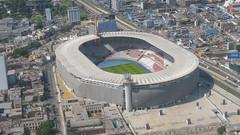 Estadio Nacional (Per) (Alvaro Del Castillo) Tags: estadios eliminatorias
