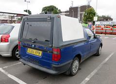 1998 Skoda Felicia 1.3 Pickup (Spottedlaurel) Tags: felicia pickup skoda truckman