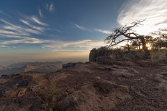 South Rim of Chisos Mountains