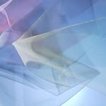 先染絹織物の写真