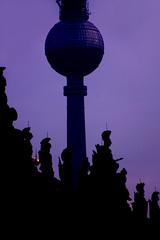 Berlin (na_photographs) Tags: tower germany sightseeing fernsehturm turm funkturm sehenswrdigkeit