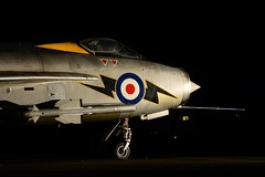 111 Nose art (gooey_lewy) Tags: english electric night twilight shoot fighter force air group jet engine royal rr run 111 rolls f3 lightning airforce society quick avon ee royce alert raf preservation reaction interceptor squadron afterburner bruntingthorpe qra xr713
