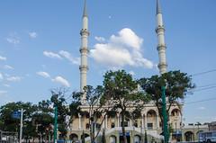 Konya - Haci Veys Zade Mosque 9 (Le Monde1) Tags: park lake turkey pond nikon islam mosque sultan turkish dervish anatolia moslem whirlingdervishes culturalpark kltr sinanpasha d7000 lemonde1 hasanpasha haciveyszade sultanahcaddesi fatmahtun