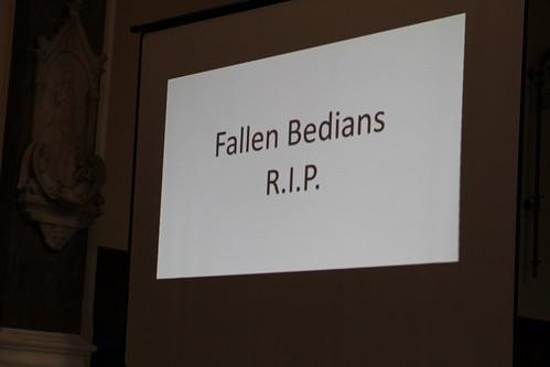 F Fallen Bedians