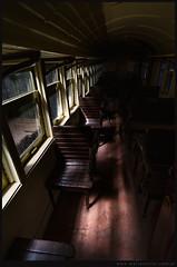 Vagón de la Trochita