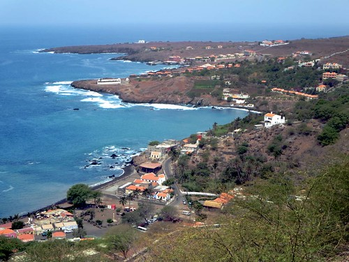 South Coast of Santiago Island