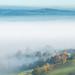 Mist, Cotswolds, Gloucestershire